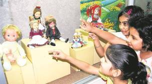 UT zeroes in on doll museums as theme for Republic Day parade parade tableau