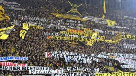 Police braced for trouble again as Leipzig revisit Borussia Dortmund