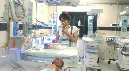 One Life, One Change: After husband's death, paediatrician dedicates life to saving infants