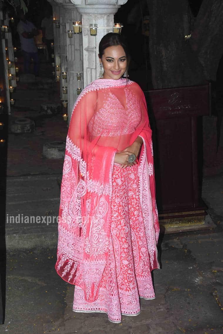 sonakshi sinha or rani mukerji: who wore pink worse? | the indian