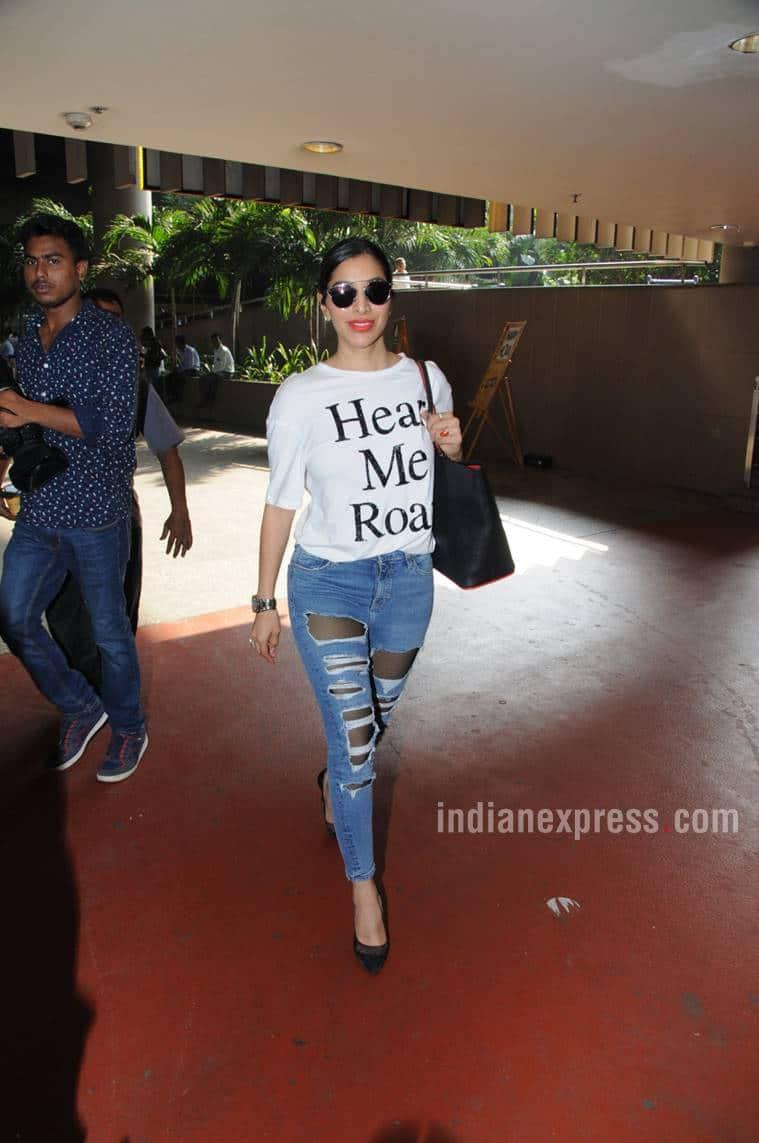 esha gupta, sphie chowdhury, esha gupta fashion, sophie chowdhury fashion, esha gupta latest photos, sophie chowdhury latest photos celeb fashion, bollywood fashion, indian express, indian express news