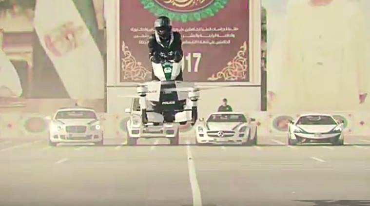 Video Forget Luxury Cars Dubai Police All Set To Soar High With