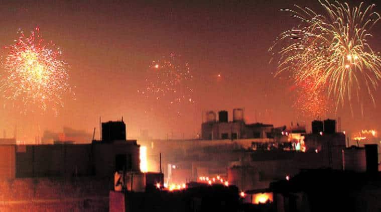 Diwali, Diwali Air Quality, Air Quality Diwali, Diwali Air Pollution, SAFAR, Diwali Pollution, Pune News, Latest Pune News, Indian Express, Indian Express News