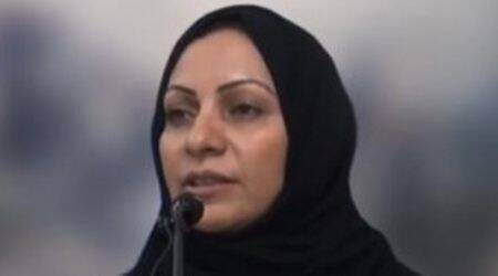 Bahrain female activist, 2 others freed fromdetention
