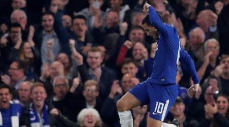 Chelsea and AS Roma share spoils in six-goal thriller