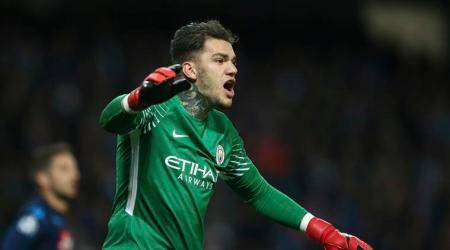 Manchester City's Kyle Walker hails goalkeeper Ederson for role in Napoli win