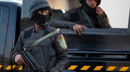 Egypt, Egypt clashes, Egypt Islamist fighters, Hasm, Mohamed Morsi, Muslim Brotherhood, World news, Indian Express
