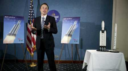 Musk's SpaceX lofts Iridium satellites as they near 2017 launch target