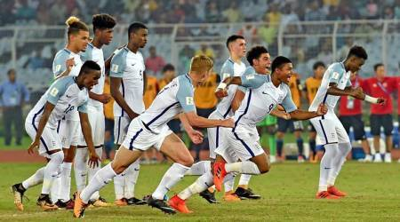 FIFA U-17 World Cup: England beat United States 4-1 to reach semifinals
