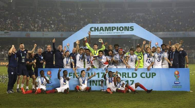 FIFA U-17 World Cup, England vs Spain, England wins World Cup, Prince William