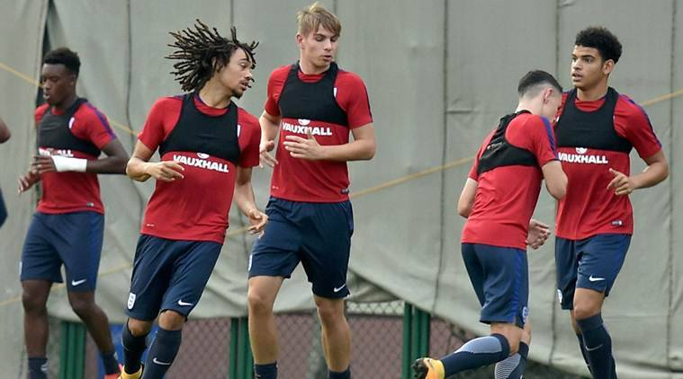 England reach Under-17 World Cup semis