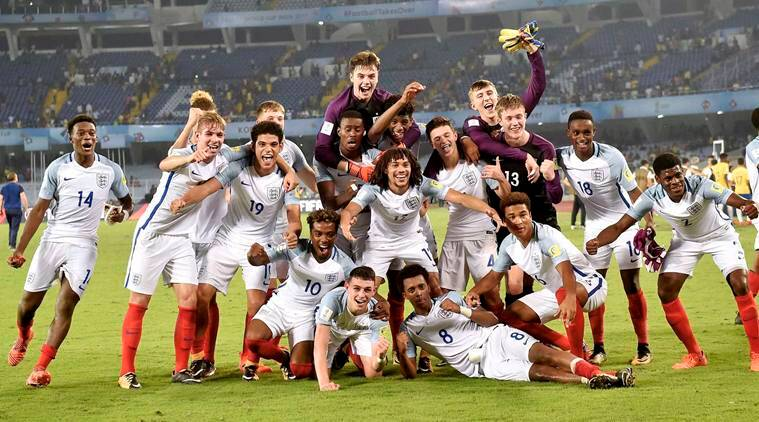 FIFA U World Cup Final England Cubs Aim To Become Lions - Side world cup fifa dont want see