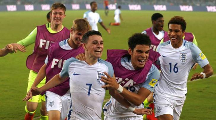 FIFA U-17 World Cup: 'England DNA' yields positive results