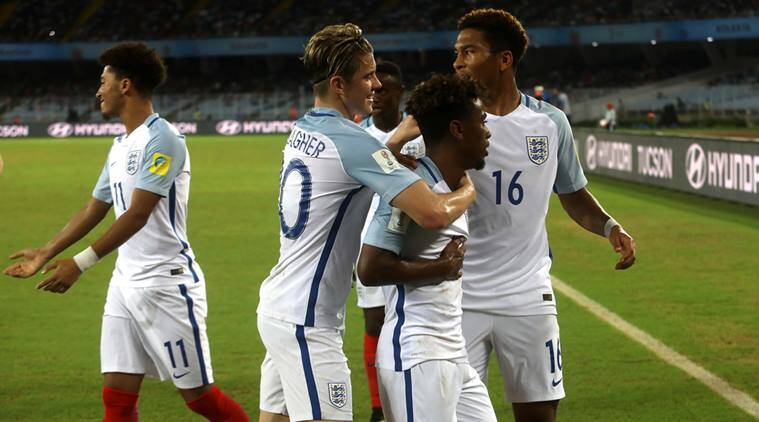 FIFA u-17 World Cup, England u17 team, Spain u17 team, Spain vs England, England vs Spain, football news, Indian Express
