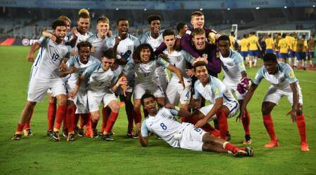 FIFA U17 World Cup, England u17 team, FIFA u17 wc, Sol Campbell, Football news, Indian Express