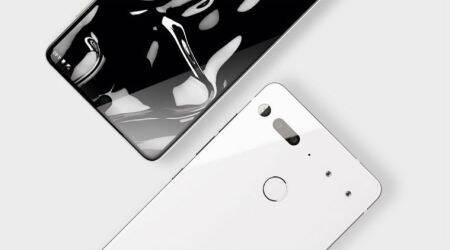 Essential PH-1 Pure White colour variant to start shipping next week in US