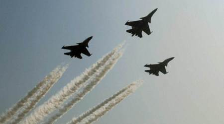 IAF's air warriors summit seven major peaks across seven continents