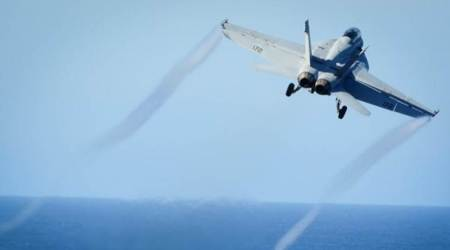 Boeing, HAL, Mahindra Defence join hands to make F/A-18 Super Hornet fighter jet inIndia