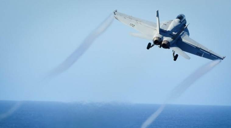 Boeing, HAL, Mahindra Defence join hands to make F/A-18 Super Hornet fighter jet