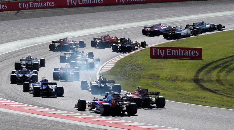 f1, f1 video game, f1 gaming competition, virtual f1, formula 1, sports news, indian express