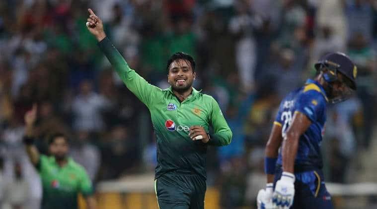 pakistan vs sri lanka, pak vs sl, faheem ashraf, faheen ashraf hat-trick