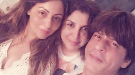 It is Gauri Khan's birthday, and Farah Khan shares the first birthday wish. See photo