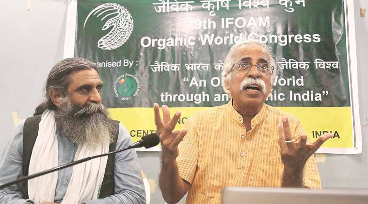 Organic World Congress (OWC), India Expo Centre and Mart, Greater Noida, Organic Farming Association of India , 19th IFOAM Organic World Congress, chandigarh news, indian express news