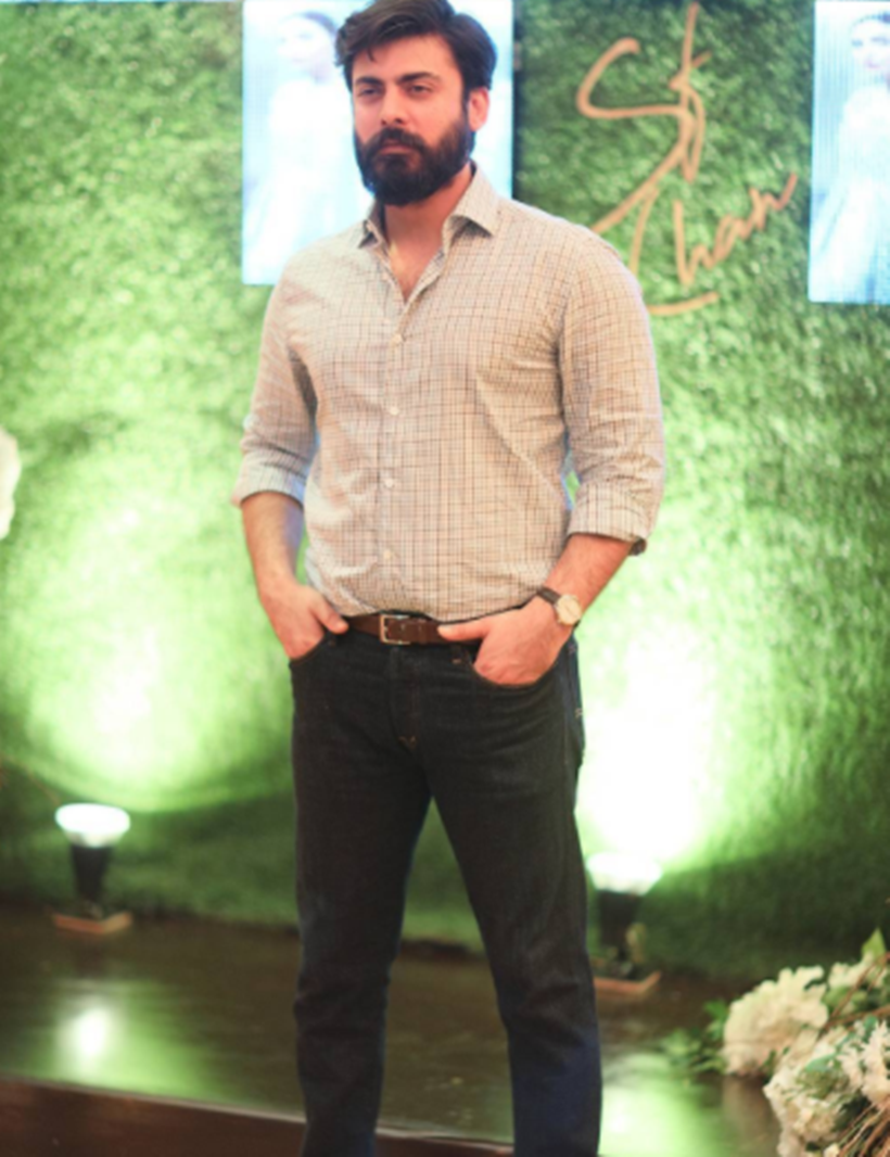 Fawad Khan, Fawad Khan latest photos, Fawad Khan family photo, Fawad Khan latest photo, fawad Sadaf, Elayna Khan
