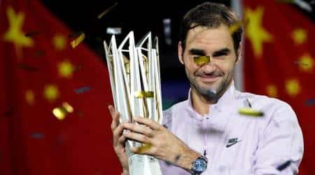 Roger Federer, Rafael Nadal, federer photos, nadal photos, Federer vs Nadal, Nadal vs Federer, Shanghai Masters, Federer vs Nadal stats, Tennis news, Indian Express
