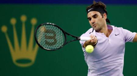 Rafael Nadal and Roger Federer win in straight sets at Shanghai Masters