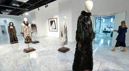 Fendi, Fendi fashion house, fashion Celebration, Cinema world, cinema, world exhibition, indian express, Indian express news