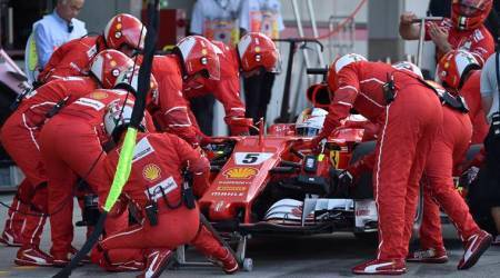 Season is not lost for Ferrari, says chairman Sergio Marchionne