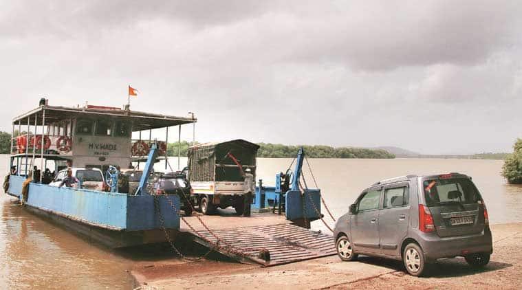 narendra modi, pm modi, ghogha-dahej ferry, gujarat, ferry service, Gujarat Maritime Board, Essar Projects, Cochin Shipyard Limited. Kochi ferry service, CSL, Vembanad Lake ferry service, Dhubri ferry, Assam ferry, Goa ferry, ferry, gujarat ferry service, india news, indian express news