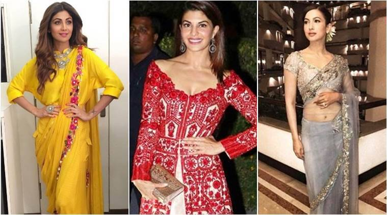 diwali 2017 head to toe go for festive fashion the indian express