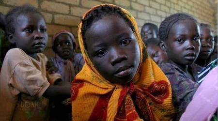 Ugandan girls forced into child marriage because they can't afford sanitary pads