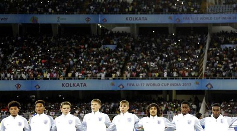 FIFA, Under-17 World Cup, FIFA Under-17 World Cup, Salt Lake stadium, Football, West Bengal Sports Minister, Arup Biswas, tiffin boxes, student tiffin boxes, india news, indian express news
