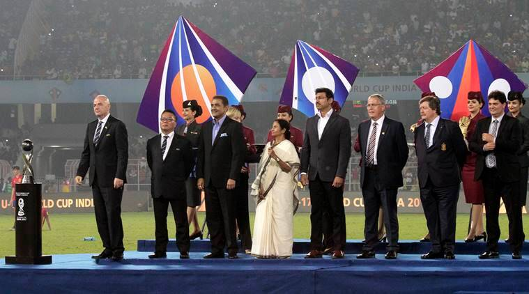 FIFA U-17 World Cup, Mamata Banerjee, FIFA U-17 WC attendance, sports news, football, Indian Express