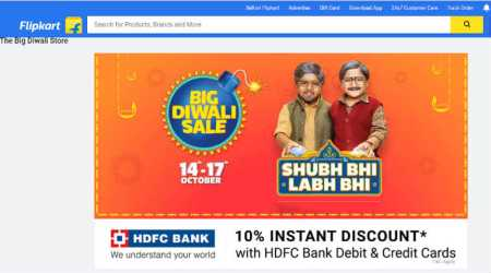 Flipkart Big Diwali sale: Top discounts on mobiles from Apple, Xiaomi, Samsung, etc