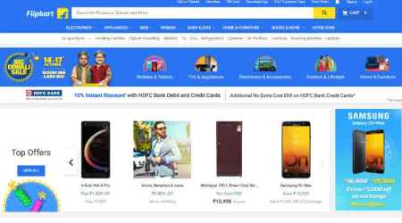 Flipkart Big Diwali Sale: Big discounts on iPhone 8, Mi Max 2, Galaxy S7, Moto M, and more