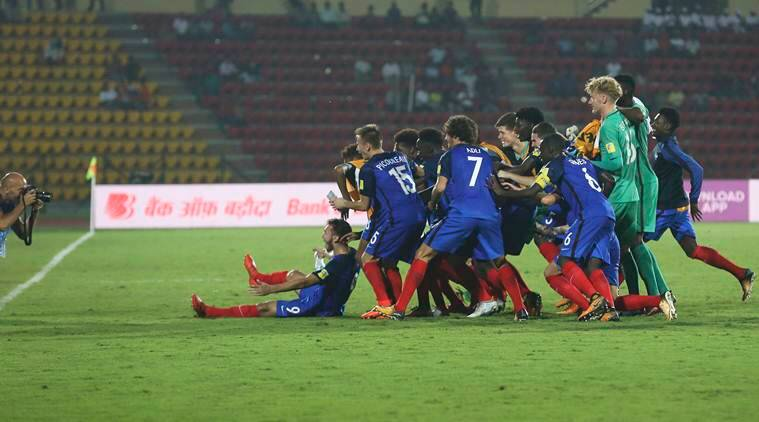 FIFA U 17 world cup, France u 17 team, Esther Staubli, Steve Cooper, England u 17 team, Football news, indian Express