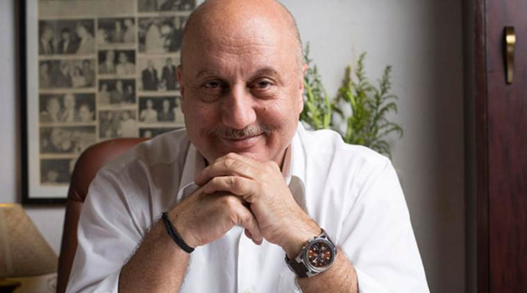 FTII Chairman Anupam Kher: I won't ruffle the status quo just to let the world know of my presence