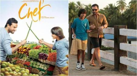 chef, chef bollywood, saif ali khan, chef pictures, chef stills