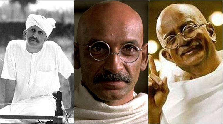 best film son gandhi, top films on gandhi, films on gandhi, movies, on gandhi, gandhi jayanti, gandhi films, mahatma gandhi movies, gandhi movies, gandhi richard attenborough, gandhi my father, hey ram, lage raho munna bhai, the making of the mahatma, ben kingsley, kamal haasan, sanjay dutt, naseeruddin shah, shyam benegal, Rajit Kapur