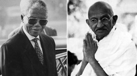 Mahatma Gandhi, Martin Luther King, Nelson Mandela advocated non-violence to usher social, political changes