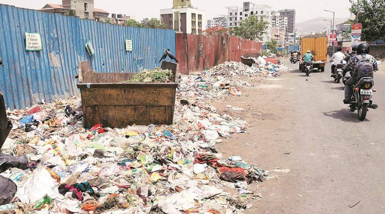 pune plants to treat organic garbage not working for days finds