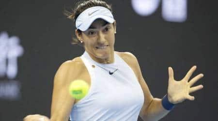 Caroline Garcia, Simona Halep, China Open, WTA Finals