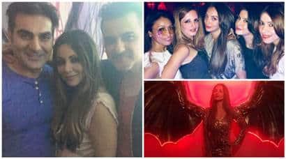 gauri khan, gauri khan Halloween party, Halloween party, Halloween, suhana khan, malaika arora