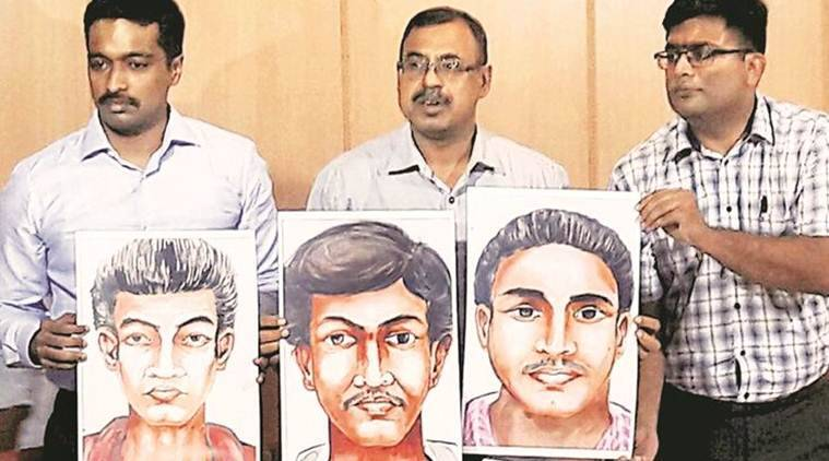 Gauri Lankesh, Gauri Lankesh death, Gauri Lankesh murder, Gauri Lankesh murder investigation, Gauri Lankesh death probe, Gauri Lankesh killing, Gauri Lankesh killer, Gauri Lankesh killer sketch, Karnataka Police, india news, indian express news