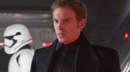 Star Wars actor Domhnall Gleeson says he almost turned down the role