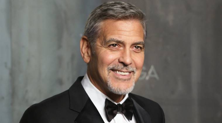George Clooney makes a comeback on television after 20 years.